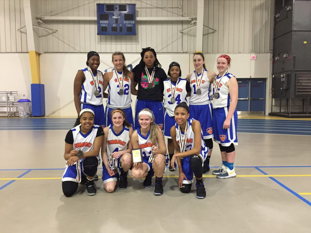 11th Girls Runner Up-SMAC Elite