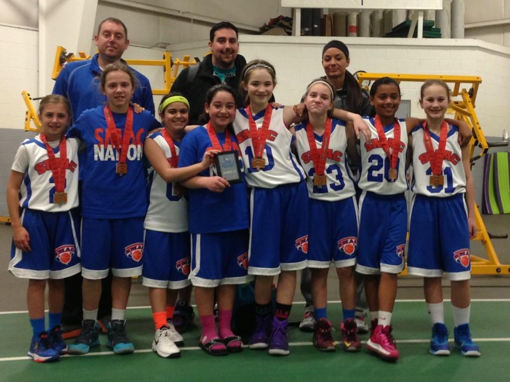 4th girls runner-up- SMAC Peabody