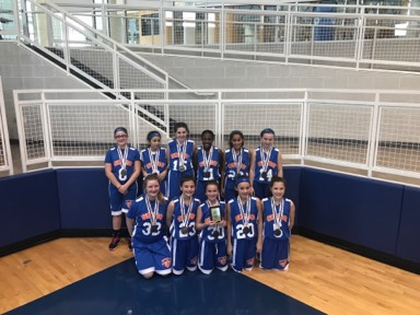 5th Girls Runner Up-SMAC Sandusky