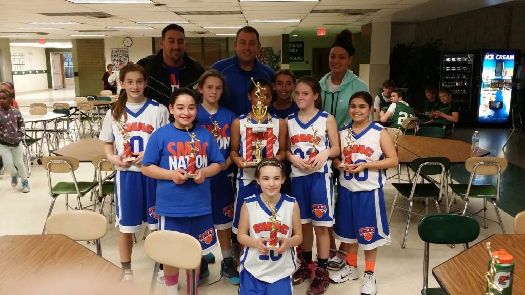 5th Grade Girls Runner Up- SMAC Peabody