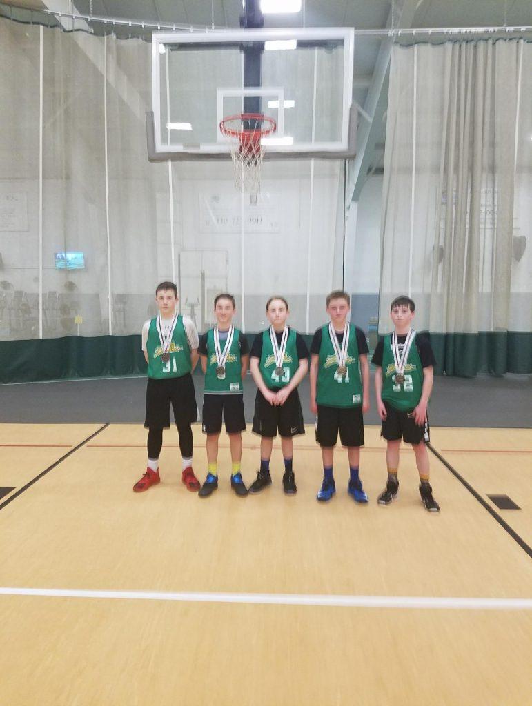 6th Boys Runner Up- Zobibas