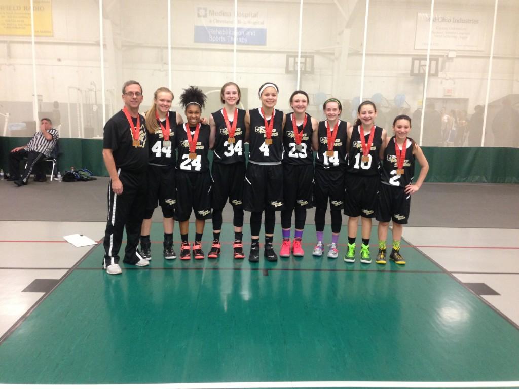 8th girls runner-up- Ohio Rising Stars – Whitmer
