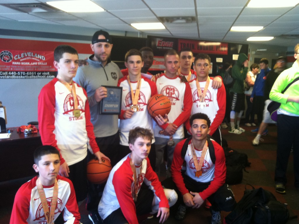 9 champs red storm