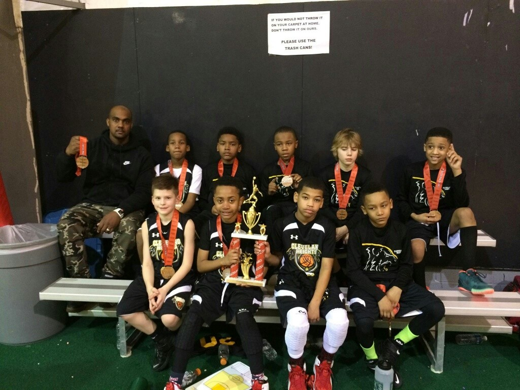 4th Grade Runner-up: Cleveland Heights