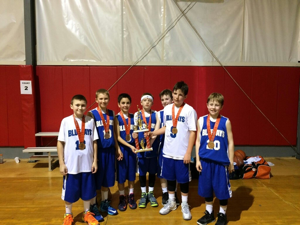 5th Grade Runner-up: Ohio Bluejays