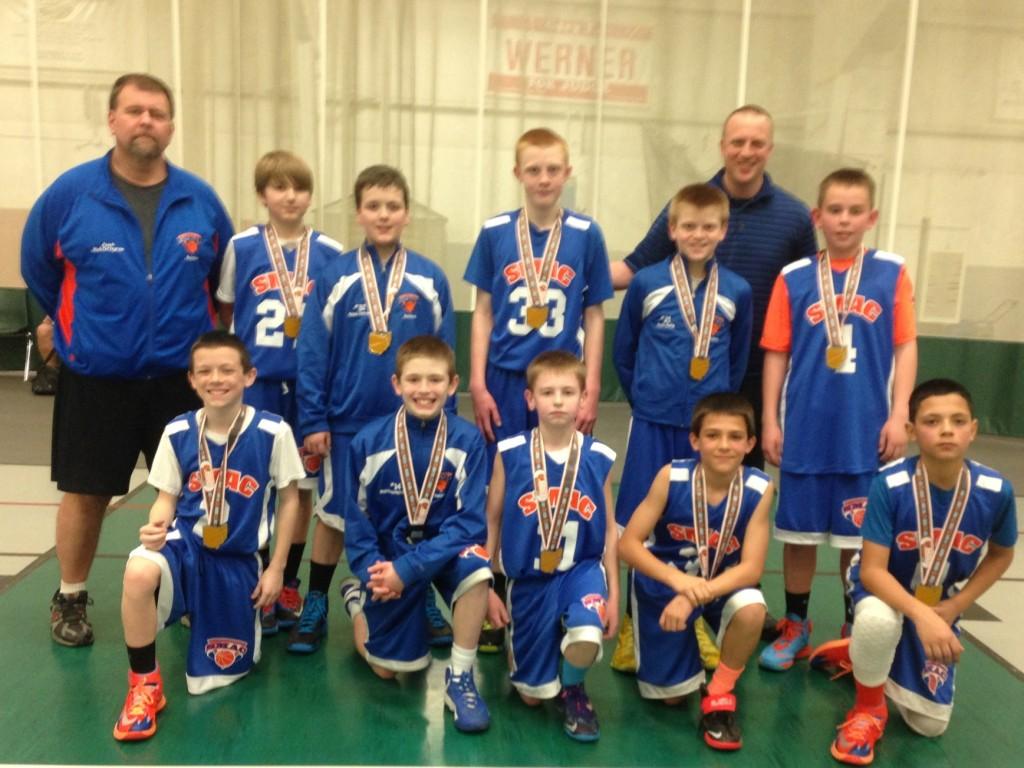 North Royalton Cage 6th Boys Runner up SMAC Raiders