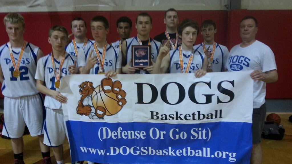 North Royalton Cage Classic 9th Boy Champions DOGS
