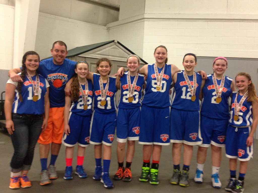 North Royalton Cage Middle School Girls Runner up SMac Peabody