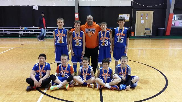 SMAC Select – 4th Boys Runner-up