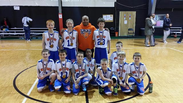 SMAC Premier – 4th Grade Boys Champion