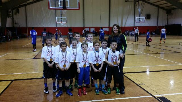JSBA – 3rd Grade Boys Runner-up