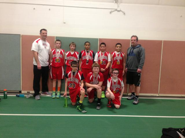Ohio Stampede – 5th Boys Runner-up