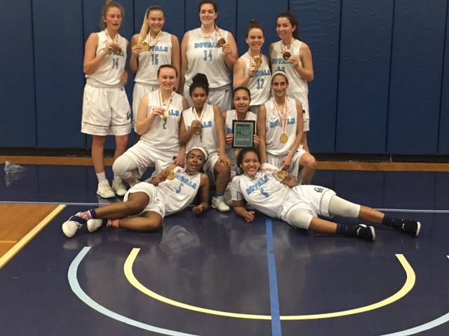 10th Girls Champion: Syracuse Royals