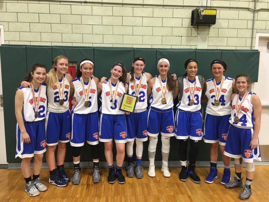10th Grade Girls Champions- SMAC Elite