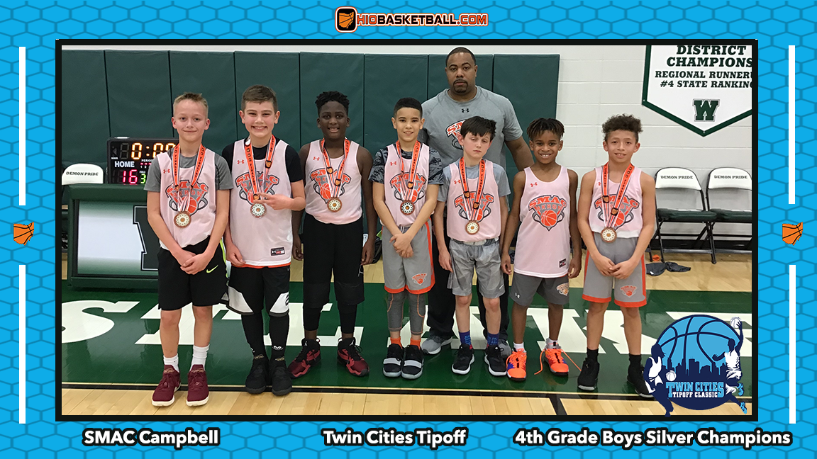 4th grade boys smac silver champs