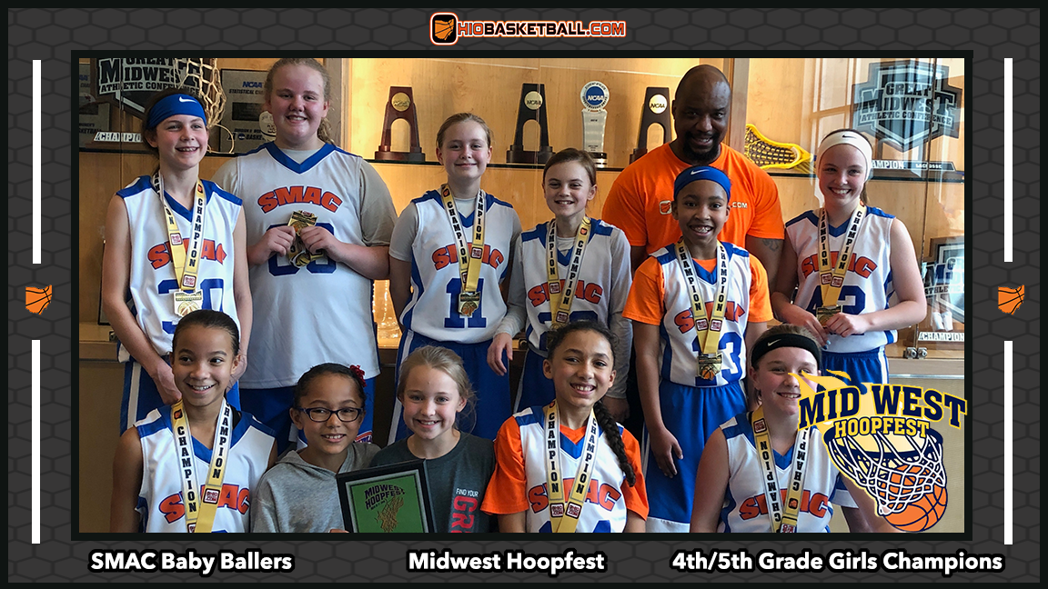 4th5th grade girls champs