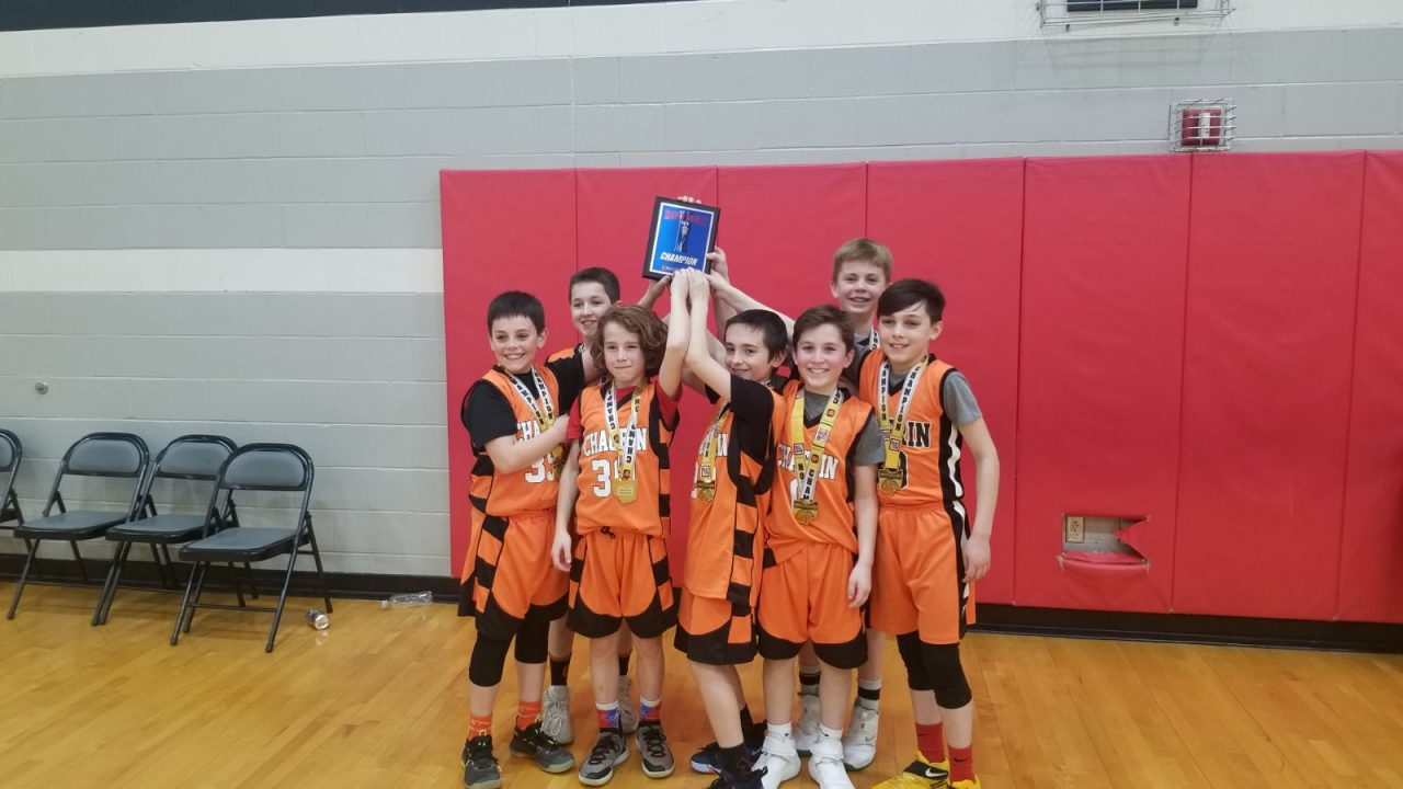 5TH BOYS B CHAMP CHAGRIN FALLS