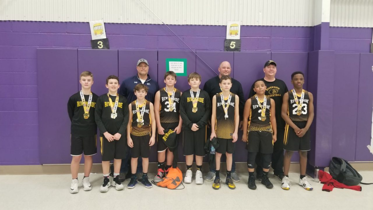 6TH BOYS A CHAMP – RIVERSIDE