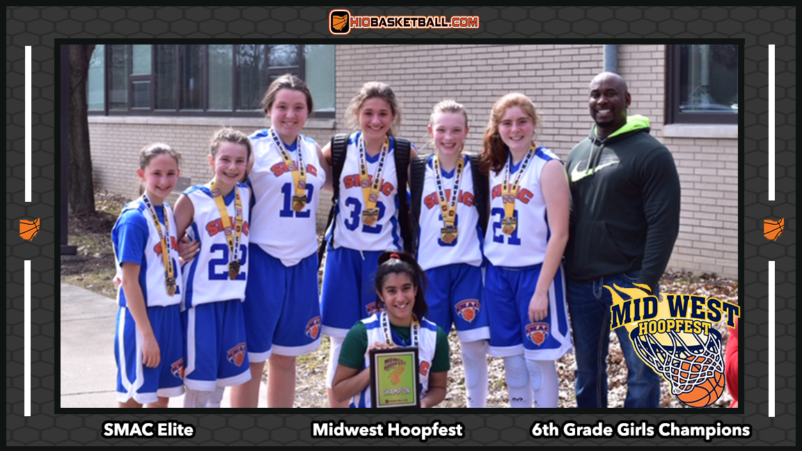 6th grade girls champs