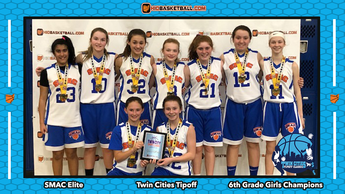 6th grade smac elite champs