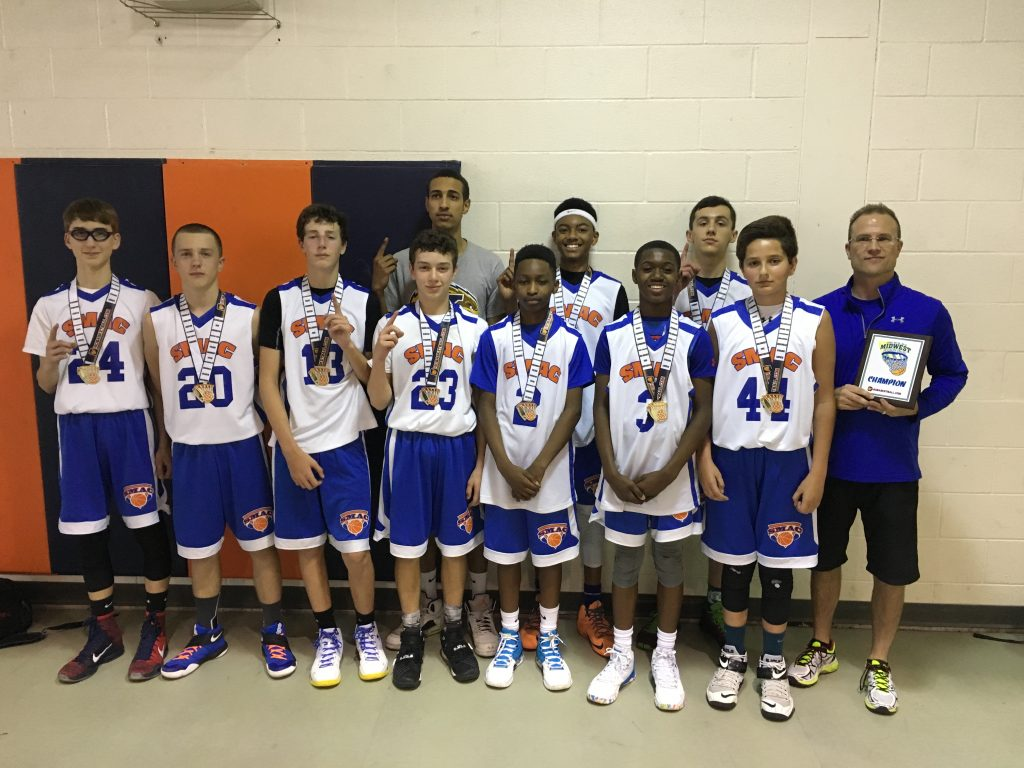 8th Grade Boys Champions_ SMAC Next Level