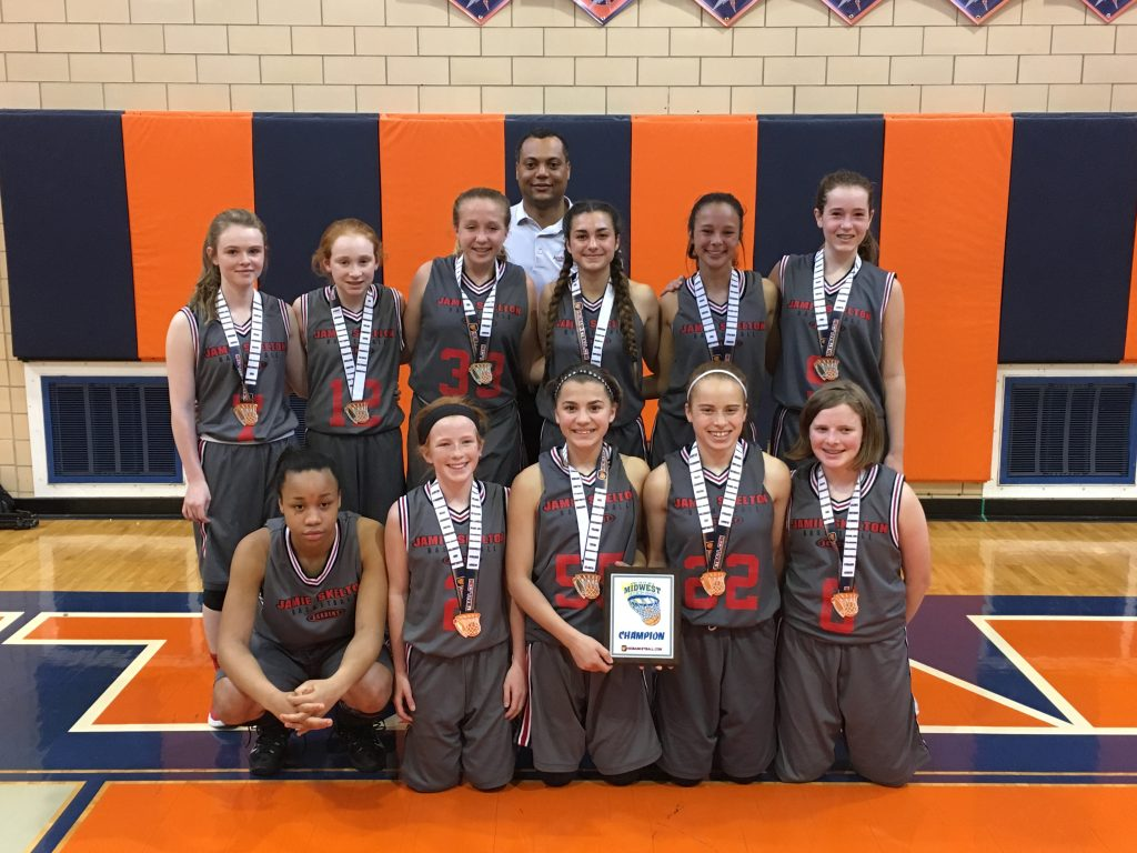 8th Grade Girls Champions_ JSBA