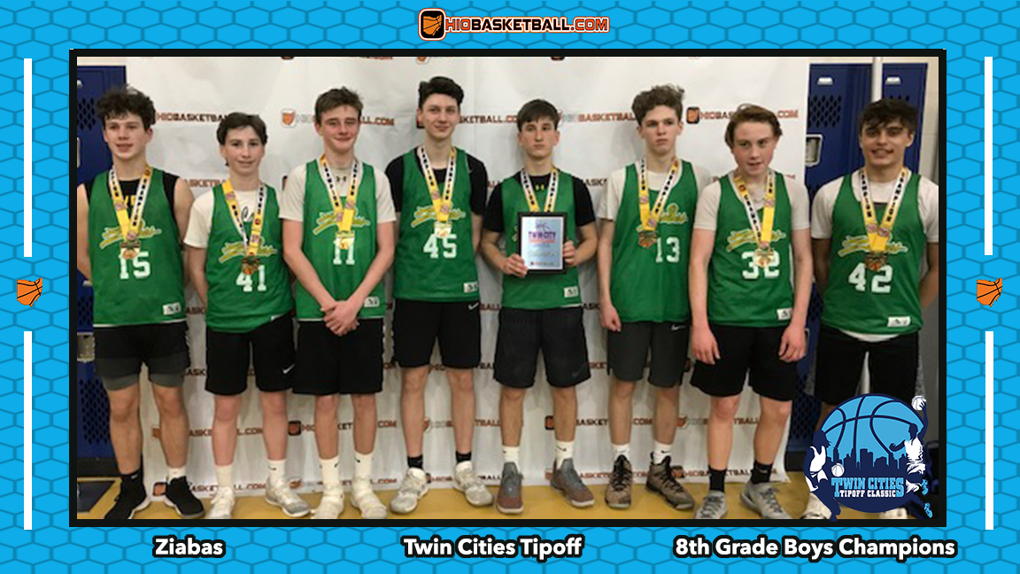 8th grade boys chamopions z