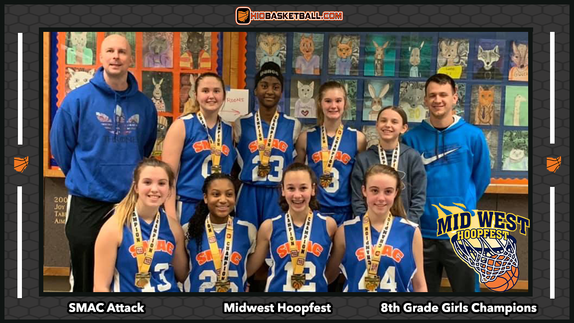 8th grade girls champs