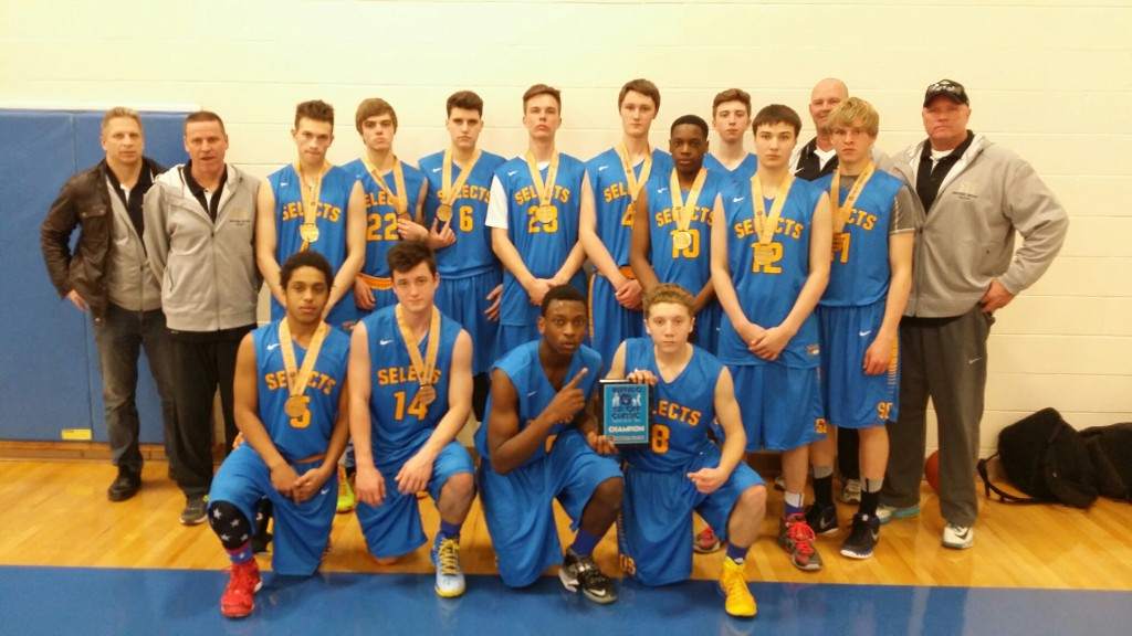 9th Champ Southern Ontario Select