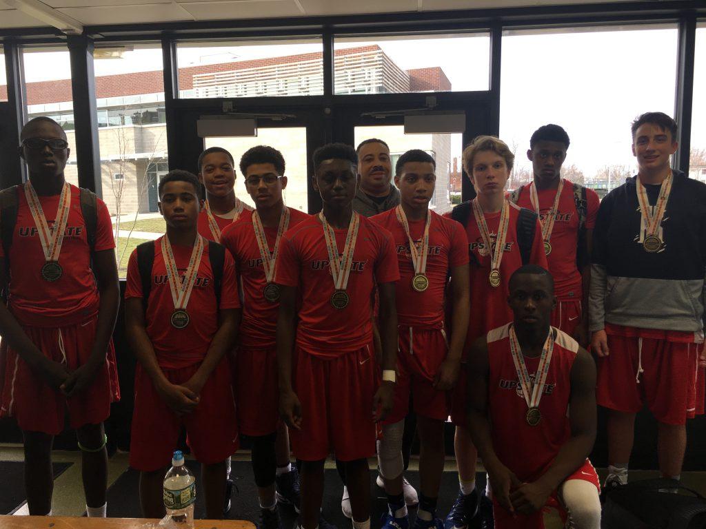 9th Grade Boys Champion- Upstate Buffalo