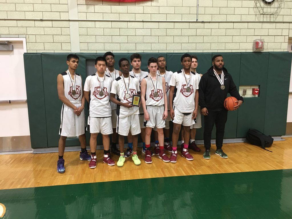 9th Grade Boys Runner Up-CK United