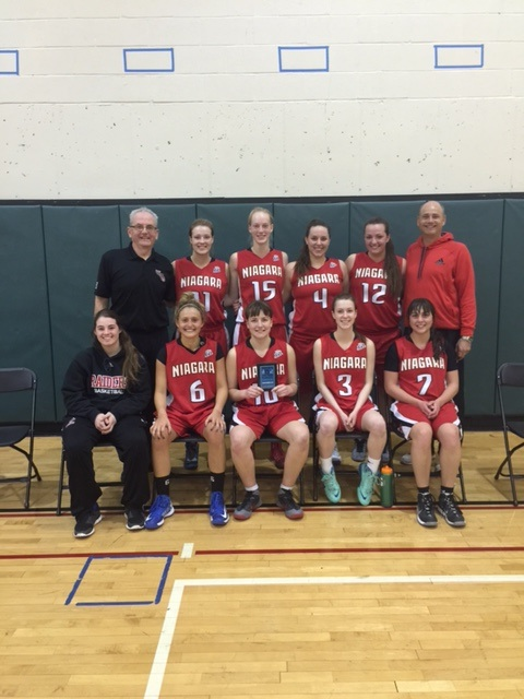 Niagara Juel Prep Runner up 11th