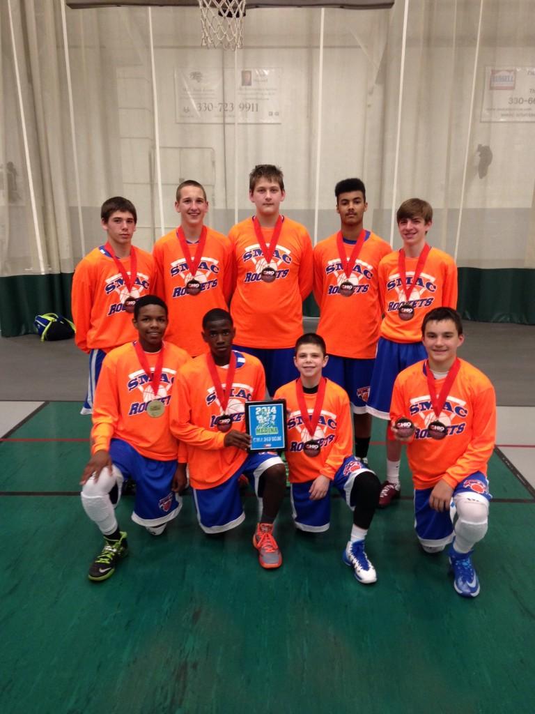 medina 8th champs SMAC Rockets