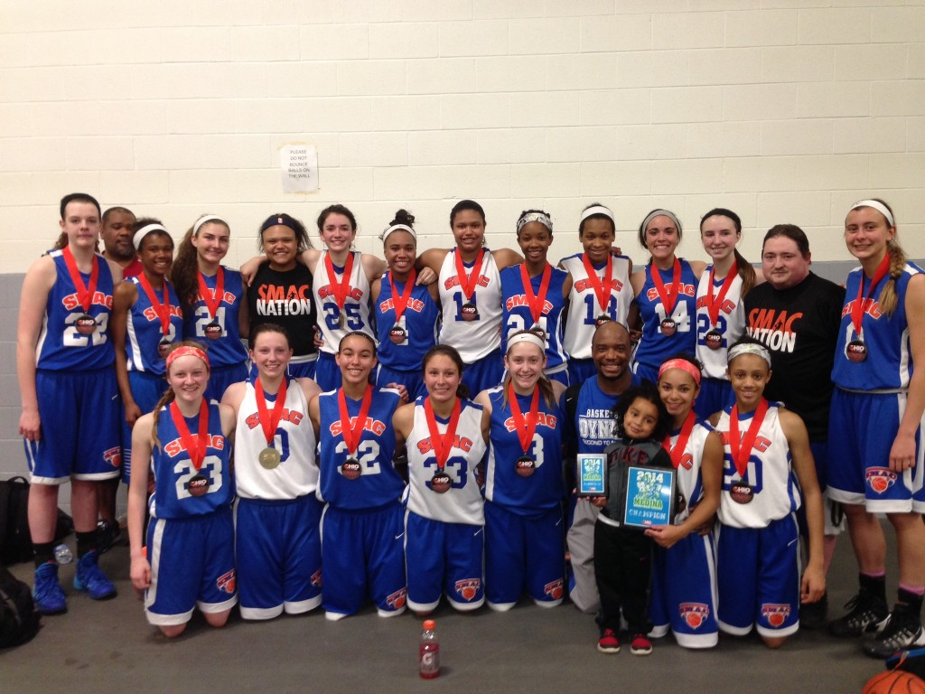 medina 9th champ smac young ballers and runner up Smac Future