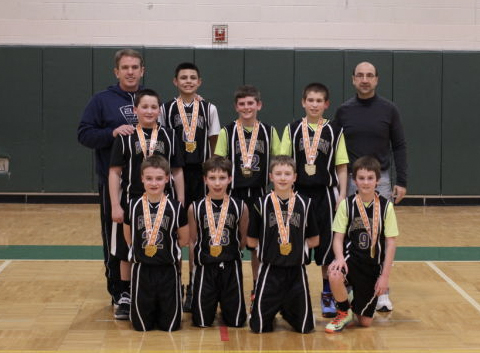 Undefeated season, league title for North Royalton sixth-graders