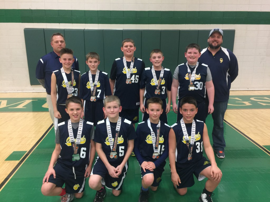 5B Runnerup Olmsted Falls