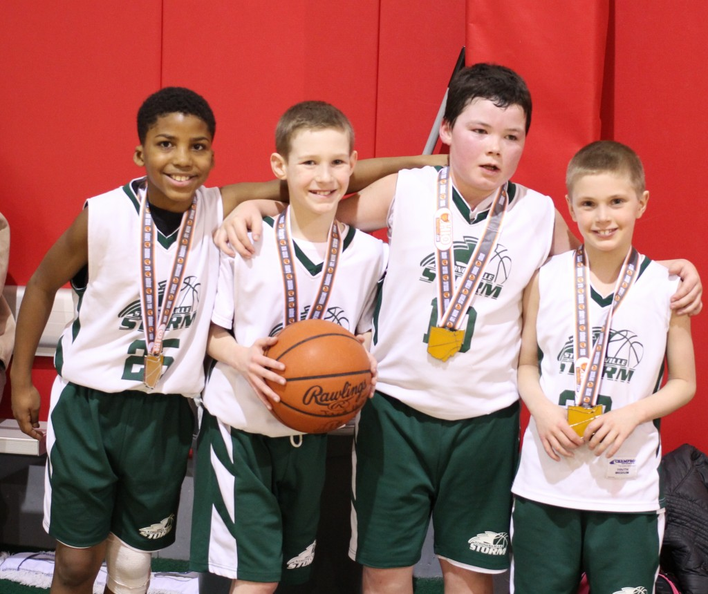 Presidents Day 4th Grade Boys Runner Up 2014