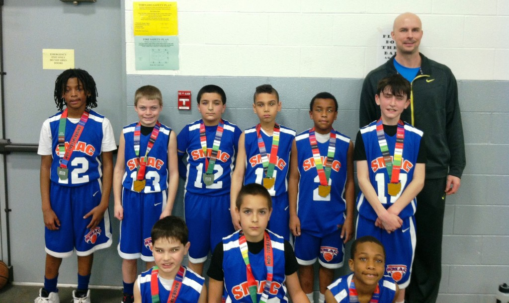 Twin Cities 2013 4th Grade Runner Up
