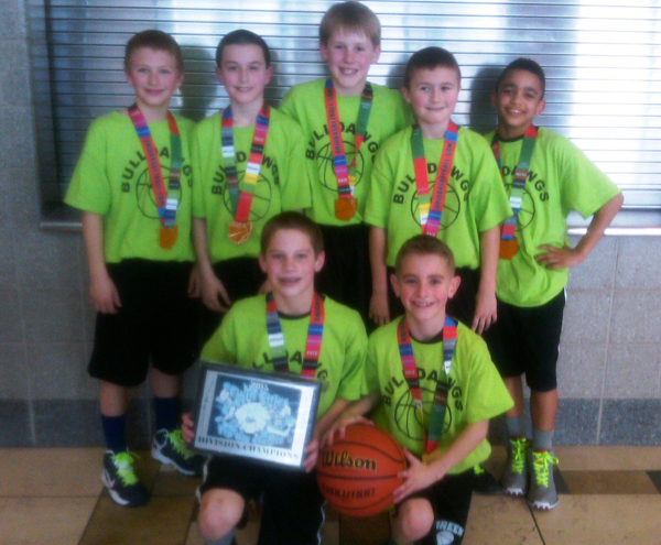 Twin Cities 2013 3rd Grade Champions