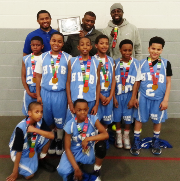 Twin Cities 2013 4th Grade Champions