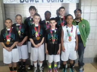 Twin Cities 2013 5th Grade Runner Up