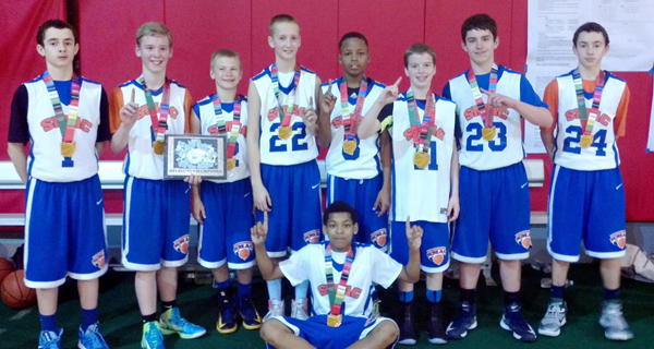 Twin Cities 2013 6th Grade Champions