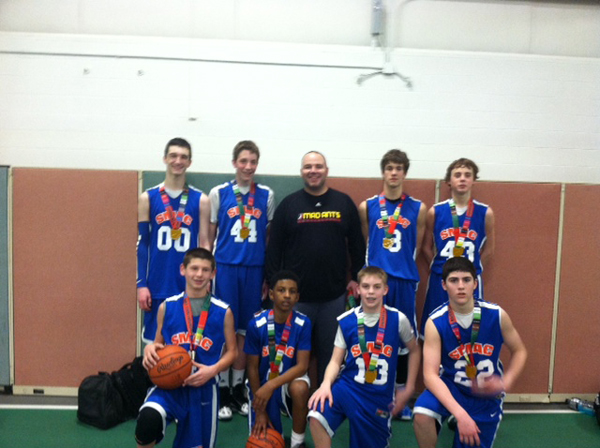 Twin Cities 2013 7th Grade Champions