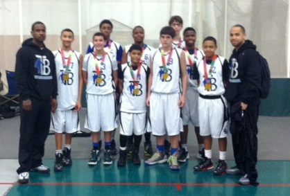 Twin Cities 2013 7th Grade Runner Up
