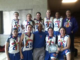 Twin Cities 2013 8th Grade Champions