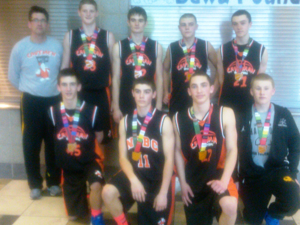 Twin Cities 2013 Varsity Runner Up