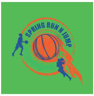Spring Run and Jump