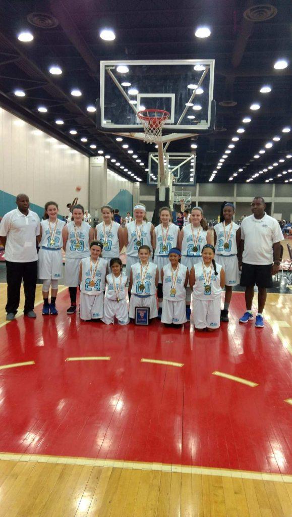 Elementary Girls Champions