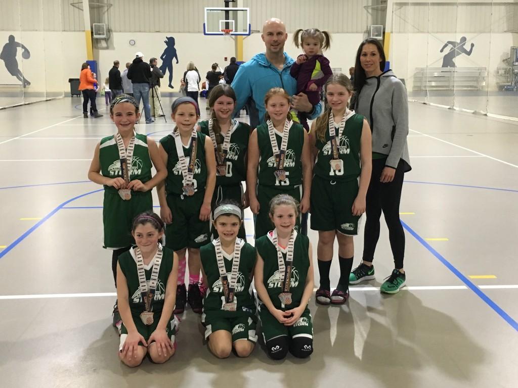 3G Runner up – Strongsville Storm