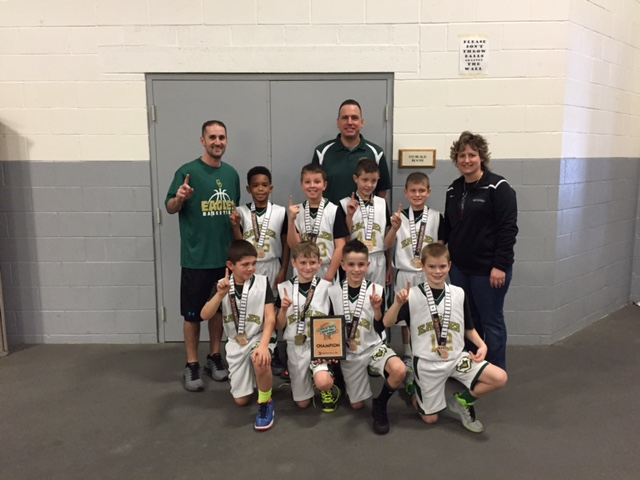 3rd Grade Boys Champion – Glen Oak